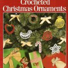 X316 Crochet PATTERN Book ONLY Christmas Ornaments Pattern Star Heart Bell
