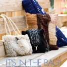 X183 Crochet PATTERN ONLY 4 Purse, Bag, Satchel, Tote Pattern
