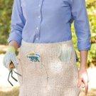 W366 Crochet PATTERN ONLY Gardener's Apron Pattern