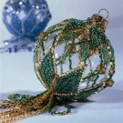 Y308 Bead PATTERN ONLY Beaded Simply Smashing Ornament Cover Pattern