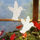 X450 Crochet PATTERN ONLY Hummingbird Ornament Pattern