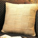W200 Crochet PATTERN ONLY Square on Square Pillow Pattern