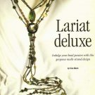 X732 Bead PATTERN ONLY Mixed Lot Beaded Jewelry Necklace Lariat Pattern