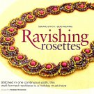 Y798 Bead PATTERN ONLY Ravishing Rosettes Necklace Pattern