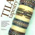 Y518 Bead PATTERN ONLY Tila Tapestry Bracelet Pattern