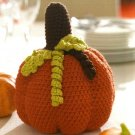 W526 Crochet PATTERN ONLY Pumpkin Centerpiece Pattern Halloween Thanksgiving