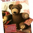 W602 Crochet PATTERN ONLY Beary Cute Teddy Bear Toy Doll Pattern