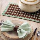 W607 Crochet PATTERN ONLY Double-Duty Pot Holder Pattern