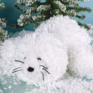 W649 Crochet PATTERN ONLY Snowball the Baby Seal Toy Pattern