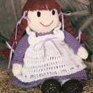 W700 Crochet PATTERN ONLY Pioneer Becky Doll Toy Pattern
