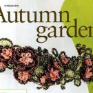 W800 Bead PATTERN ONLY Floral Autumn Garden Bracelet Pattern