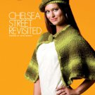 W817 Crochet PATTERN ONLY Chelsea Street Revisited Cape & Beret Pattern