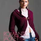 W820 Crochet PATTERN ONLY Luscious Romantic Jacket Old Fashioned Charm Pattern