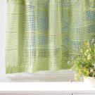 Z286 Crochet PATTERN ONLY Fan Play Beautiful Café Curtain Pattern