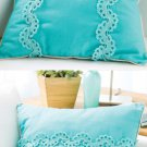 Z297 Crochet PATTERN ONLY Pillow Lace Band Scarf Pattern