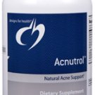 Acnutrol - 180 Vegetarian Capsules - Designs for Health