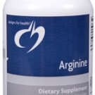 Arginine 750 mg - 120 Vegetarian Capsules - Designs for Health