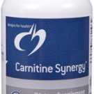 Carnitine Synergy - 120 Vegetarian Capsules - Designs for Health