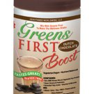 Greens First, GreensFirst Boost Dutch Chocolate - S.R.P. = $44.99 - Ceautamed Worldwide, LLC
