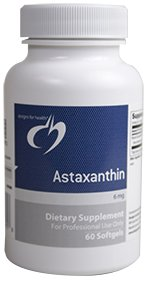 Astaxanthin - 60 Softgels - Designs for Health