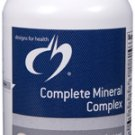 Complete Mineral Complex - 90 Vegetarian Capsules - Designs for Health