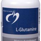 L-Glutamine 850mg - 120 Vegetarian Capsules - Designs for Health