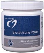 Glutathione Power - 50 gm Powder - Designs for Health