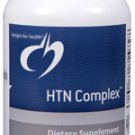 HTN Complex - 120 Vegetarian Capsules - Designs for Health