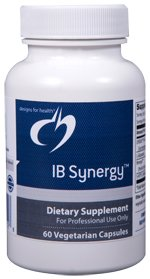 IB Synergy - 60 Vegetarian Capsules - Designs for Health