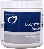L-Glutamine Powder - 250 gm - Designs for Health