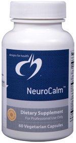 NeuroCalm - 60 Vegetarian Capsules - Designs for Health