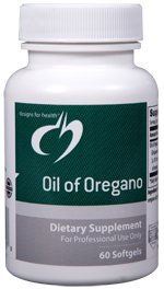 Oil of Oregano 150 mg - 60 Softgels - Designs for Health