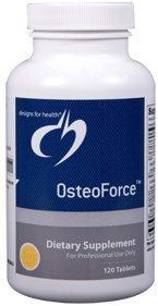 OsteoForce - 120 Tablets - Designs for Health