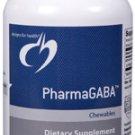 PharmaGABA - 60 Chewables - Designs for Health