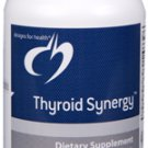 Thyroid Synergy - 120 Vegetarian Capsules - Designs for Health