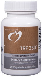 TRF 350 - 30 Vegetarian Capsules - Designs for Health