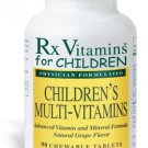 Children's Multi-Vitamins - 90 Chewable Tablets - Rx Vitamins