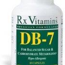 DB-7 - 60 Capsules - Rx Vitamins