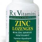 Zinc Lozenges - 90 Lozenges - Rx Vitamins