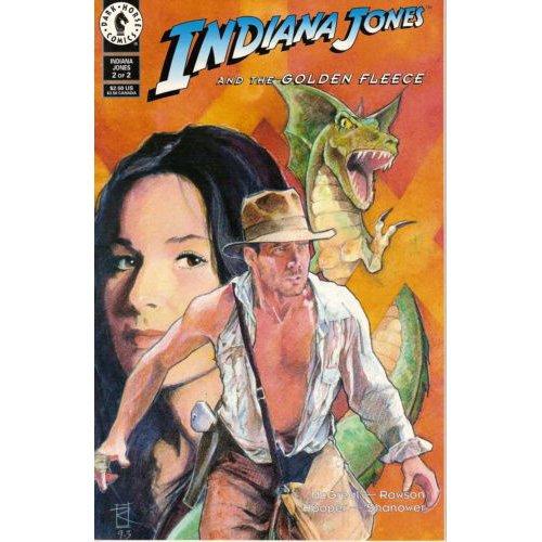 Indiana Jones and the Golden Fleece #2 (Comic Book) - Dark Horse Comics