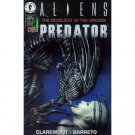 Aliens / Predator: Deadliest of the Species #8 (Comic Book) - Dark Horse - Claremont / Barreto