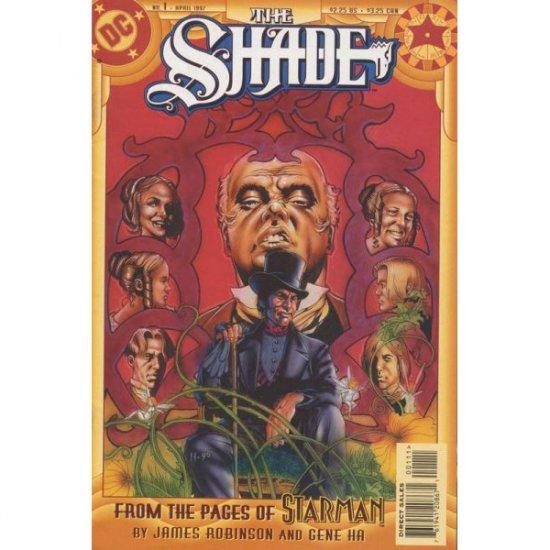 The Shade #1 - (Comic Book) - DC Comics - Starman / James Robinson & Gene Ha