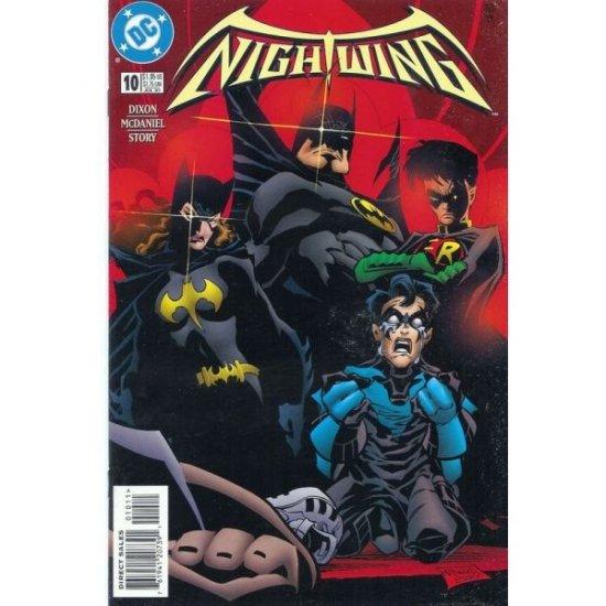 Nightwing, Vol. 2 #10 (Comic Book) - DC Comics - Batman / Chuck Dixon, Scott McDaniel, Karl Story