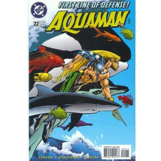 Aquaman Vol. 5 #22 (Comic Book) - DC Comics - Peter David, Martin Egeland & Howard Shum