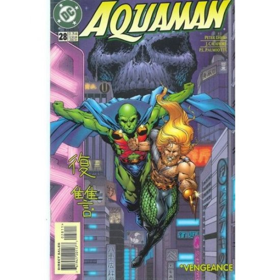 Aquaman Vol. 5 #28 (Comic Book) - DC Comics - Peter David, Jim Calafiore