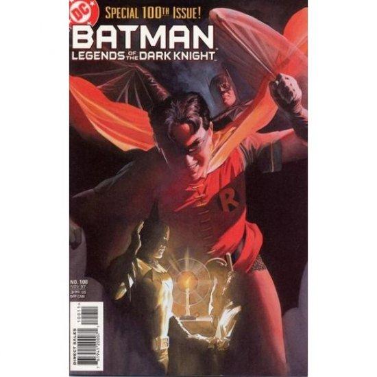 Batman: Legends of the Dark Knight #100 (Comic Book) - DC Comics - Dennis O'Neil, James Robinson