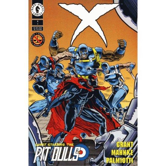 X #3 (Comic Book) - Dark Horse Comics - Comics' Greatest World