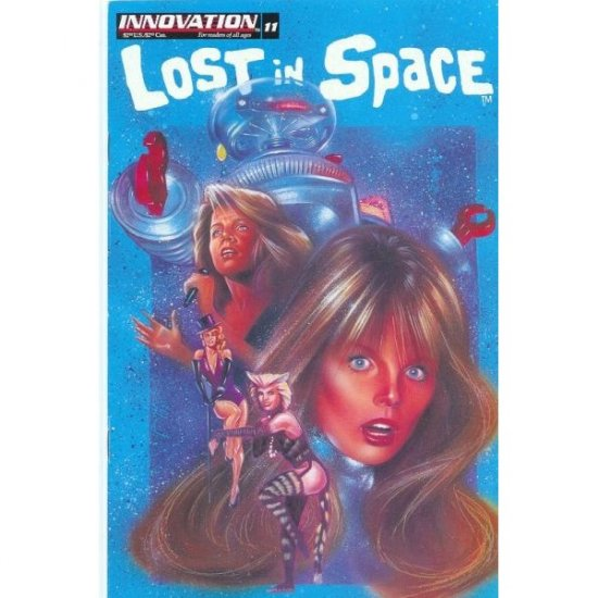 Lost in Space #11 (Comic Book) - Innovation - Terry Collins, Michael Dutkiewicz