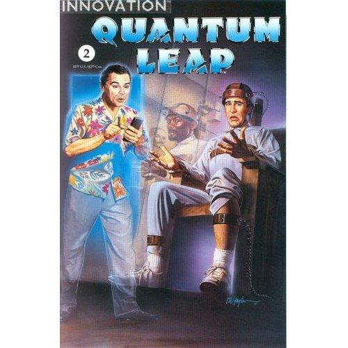 Quantum Leap #2 (Comic Book) - Innovation - Robert M. Ingersoll, Rob Davis