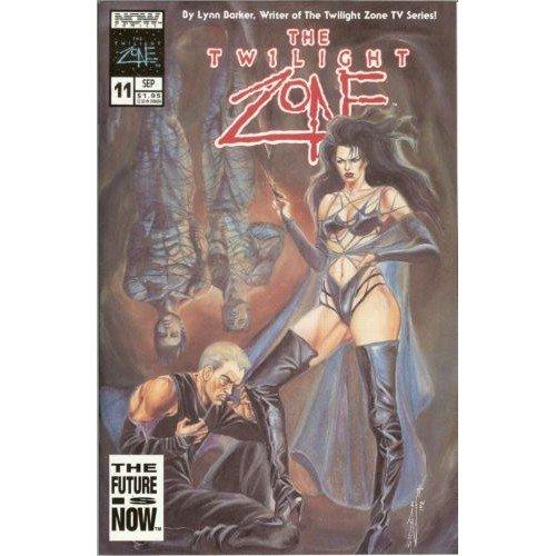 Twilight Zone, Vol. 2 #11 (Comic Book) - Now Comics - Lynn Barker, Steve Lieber